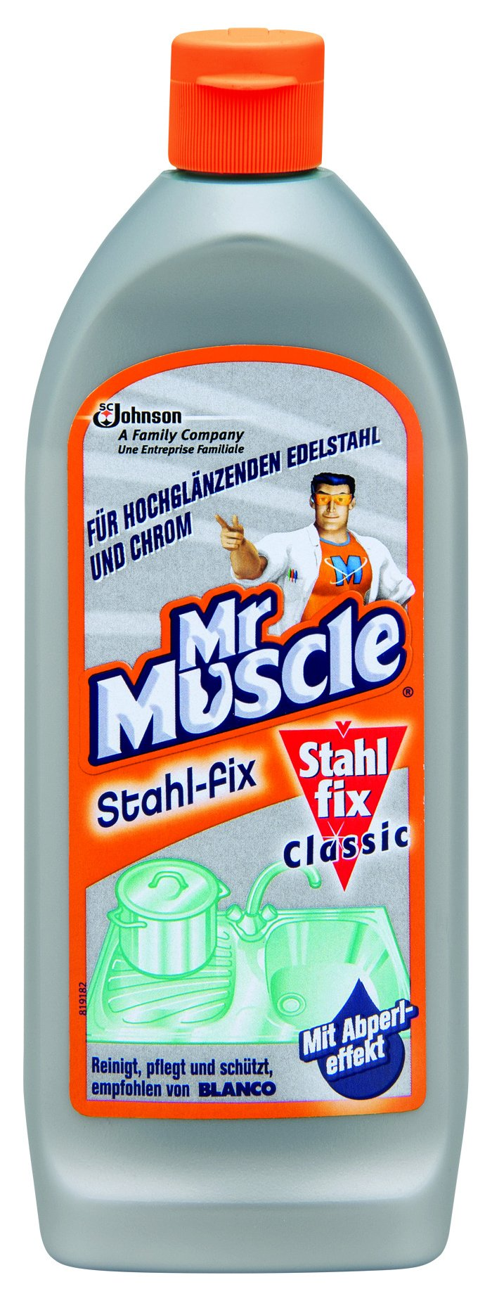 MR MUSCLE® STAHL-FIX